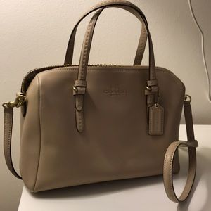 Coach Peyton Bennett Satchel Purse